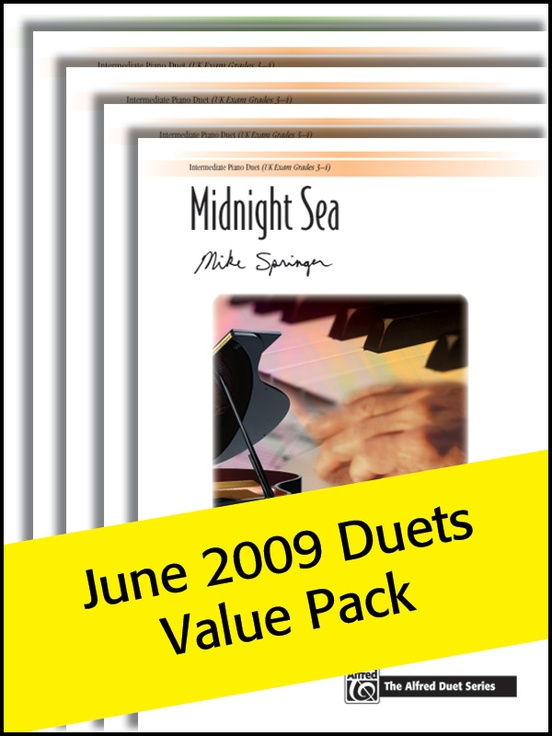 June 2009 Duets (Value Pack)