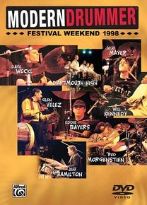<I>Modern Drummer</I> Festival Weekend 1998