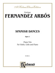 Spanish Dances, Opus 1