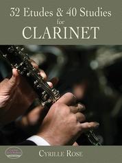 32 Etudes & 40 Studies for Clarinet