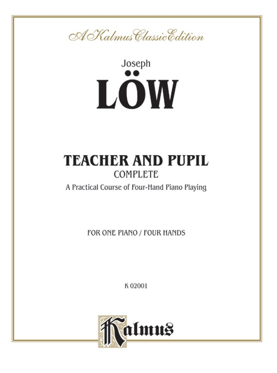 Teacher and Pupil, Complete