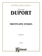 Twenty-one Etudes