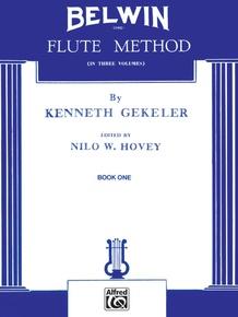 Belwin Flute Method, Book I