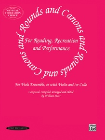 Rounds and Canons for Reading, Recreation and Performance