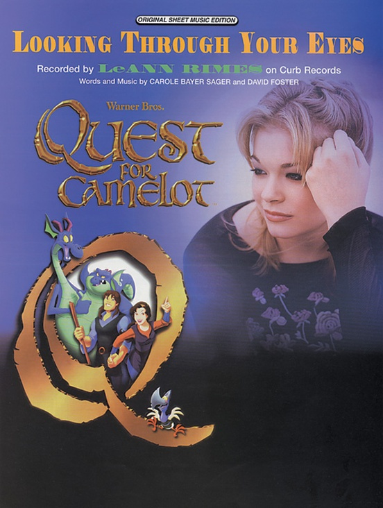 Looking Through Your Eyes (from Quest for Camelot)