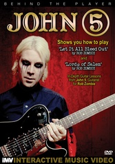 Behind the Player: John 5