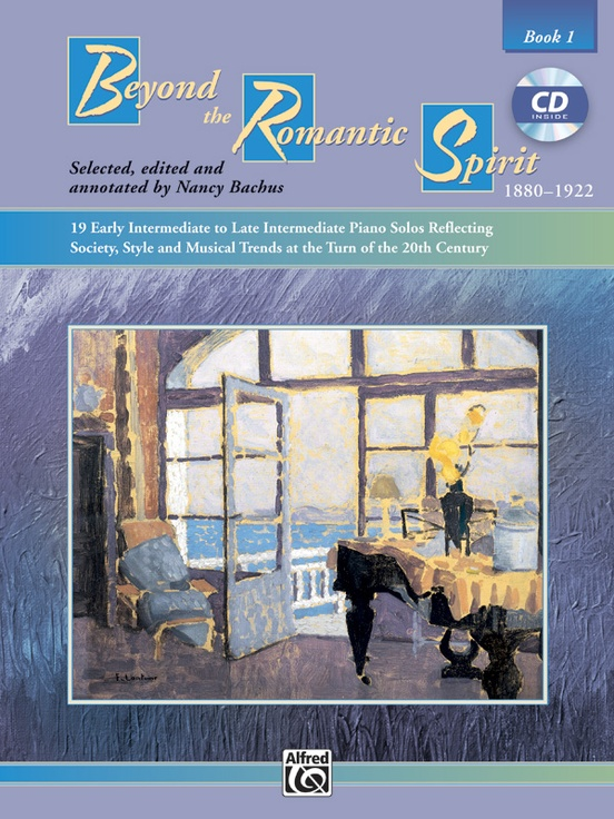 Beyond the Romantic Spirit (1880--1922), Book 1