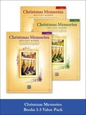 Christmas Memories 1-3 (Value Pack)