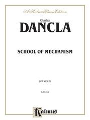 School of Mechanism, Opus 74