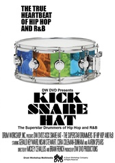 Kick Snare Hat: The True Heartbeat of Hip Hop and R&B