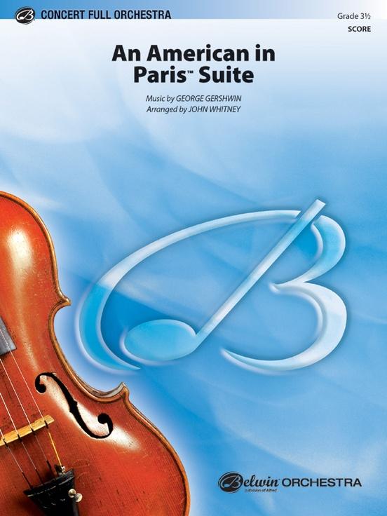An American in Paris Suite