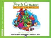 Alfred's Basic Piano Prep Course: Christmas Joy! Book C