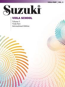 Suzuki Viola School, Volume 3