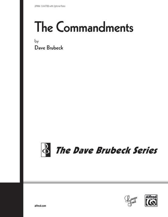 The Commandments