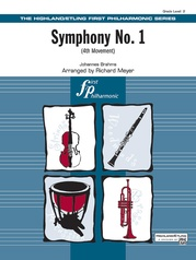 Symphony No. 1 (4th Movement )