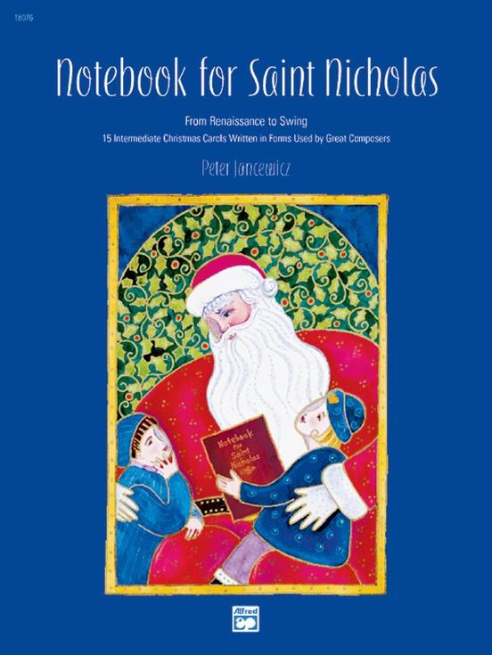 Notebook for Saint Nicholas