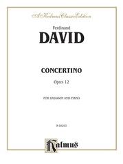 Concertino, Opus 12