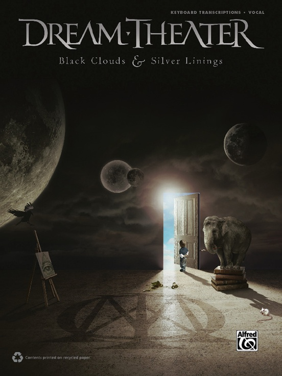 Dream Theater Black Clouds Silver Linings Dream Theater