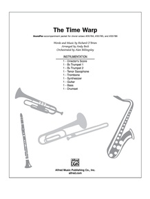 The Time Warp (from <i>The Rocky Horror Picture Show</i>)