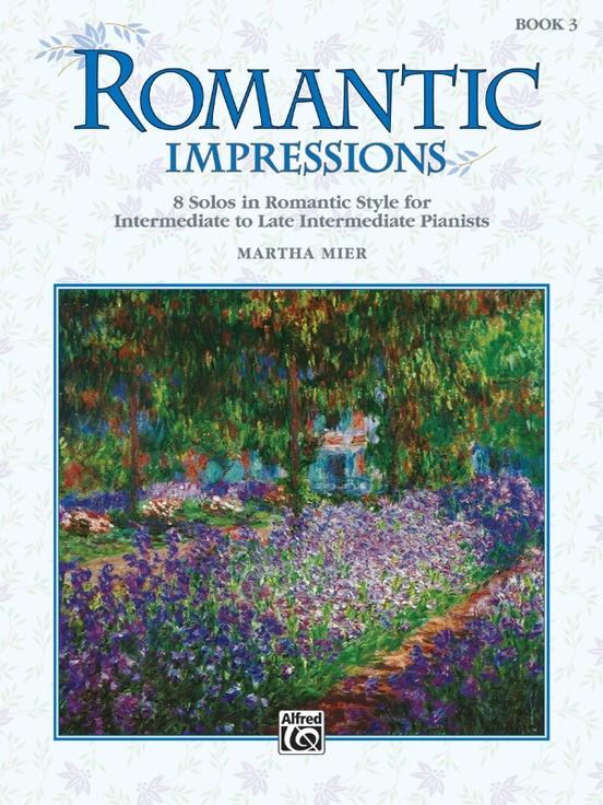 Romantic Impressions, Book 3