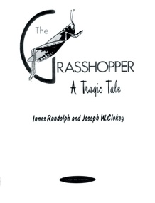 The Grasshopper: A Tragic Tale
