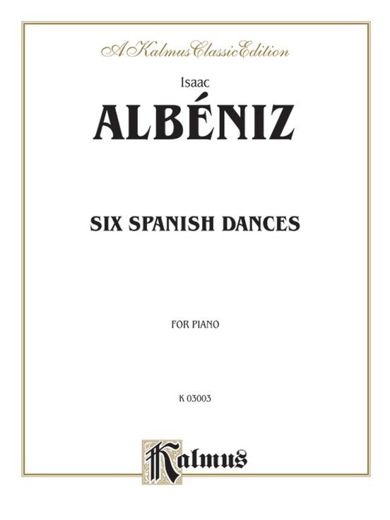 Six Spanish Dances