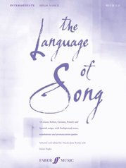 The Language of Song: Intermediate