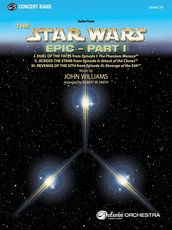 The Star Wars® Epic - Part I, Suite from