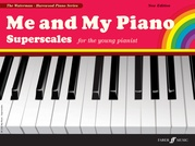 Me and My Piano Superscales (Revised)