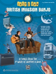 Just for Fun: British Invasion Banjo