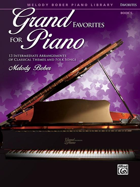 Grand Favorites for Piano, Book 5