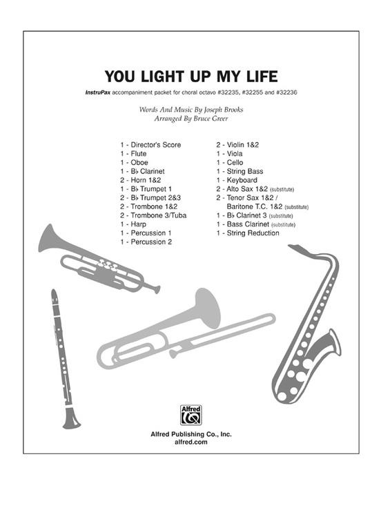 You Light Up My Life