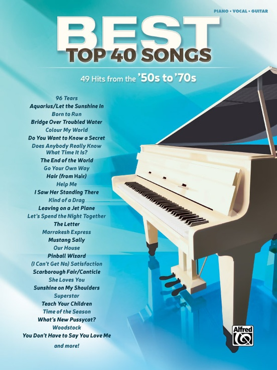 Best Top 40 Songs 50s To 70s 49 Hits From The