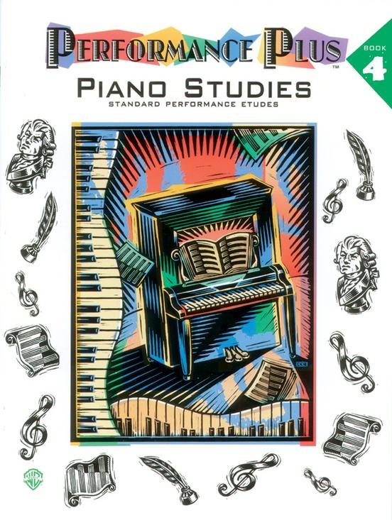 Performance Plus®: Classical Music, Book 4: Piano Studies