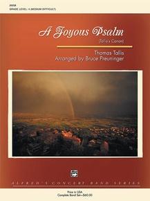 A Joyous Psalm