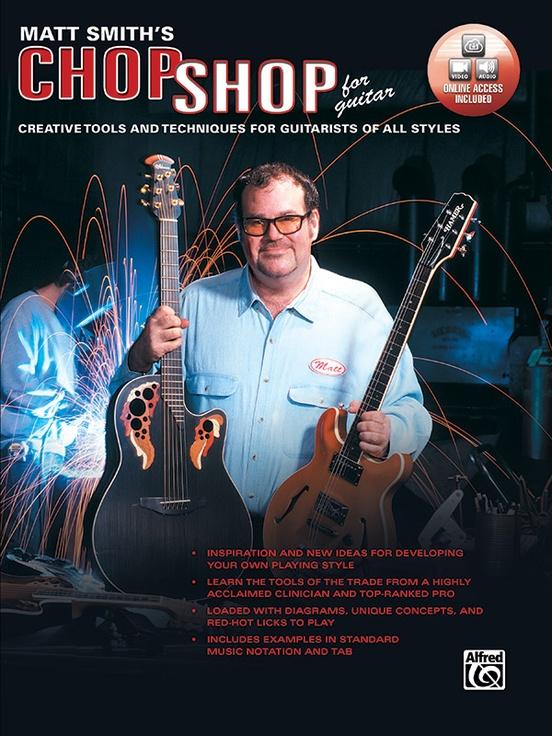 Matt Smith's Chop Shop for Guitar