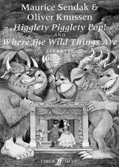 Higglety Pigglety Pop! and Where the Wild Things Are