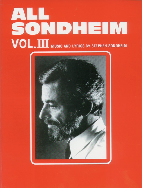 All Sondheim, Volume III