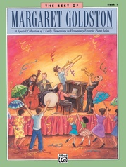 The Best of Margaret Goldston, Book 1