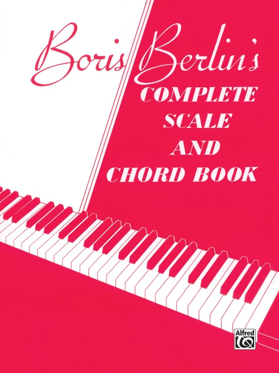 Complete Scale And Chord Book Piano Book