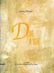 Due a Due, Opus 88a