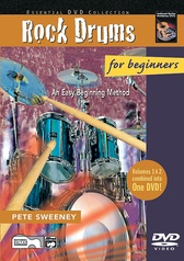 Rock Drums for Beginners, Vols. 1 & 2