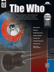 The Who Guitar Play-Along