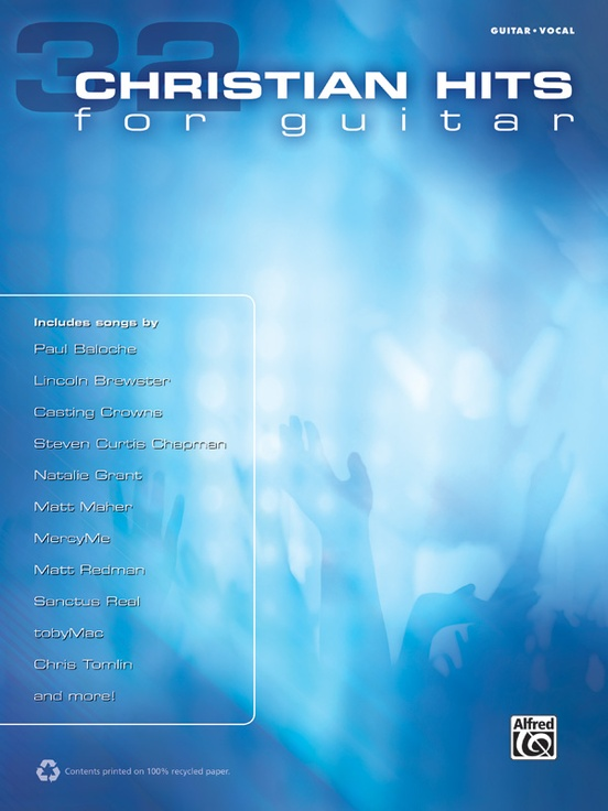 32 Christian Hits for Guitar