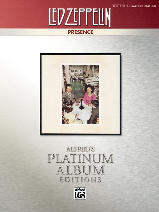 Led Zeppelin: Presence Platinum Album Edition