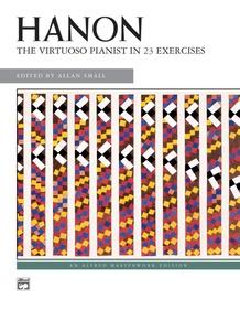 Hanon, The Virtuoso Pianist in 23 Exercises, Book 2