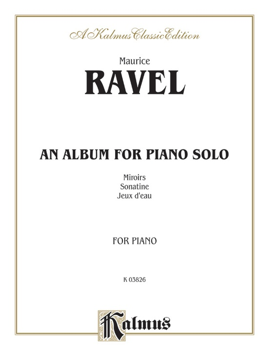 Album for Piano Solo