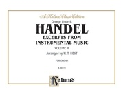 Extracts from Instrumental Music, Volume II