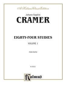 Eighty-four Studies, Volume I
