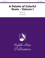 A Palette of Colorful Duets, Volume I